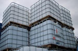 Stock de Cuves disponibles chez Containers Service
