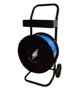 Dévidoir transportable pour feuillard