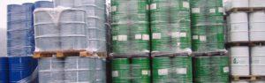 Stock de fûts disponibles chez Container Service