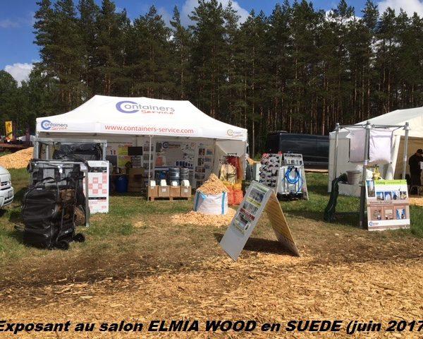 STAND SALON ELMIA WOOD 2017