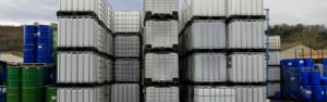Stock de cuves dispo chez Containers Service
