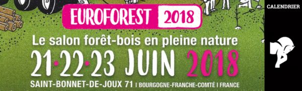 BANNIERE SALON EUROFOREST 2018