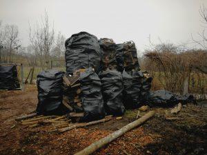 Big Bag bois de chauffage