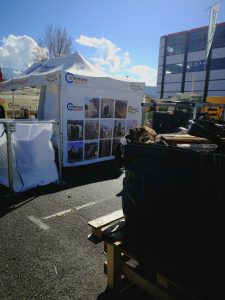 stand Containers Service Bois Energie 2018