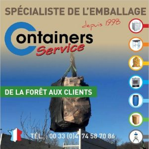 plaquette containers service